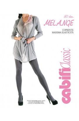 Collant coprente Melange CABIFI