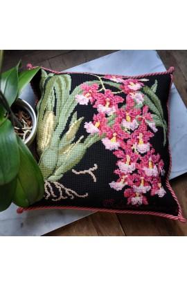Cuscino Elizabeth Bradley  Orchidea