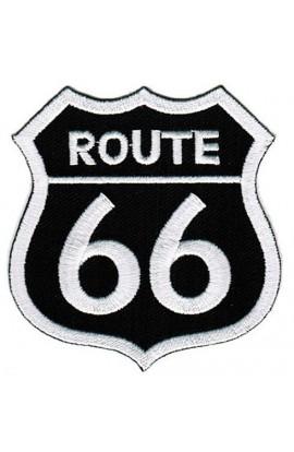 Toppe termoadesive Route 66