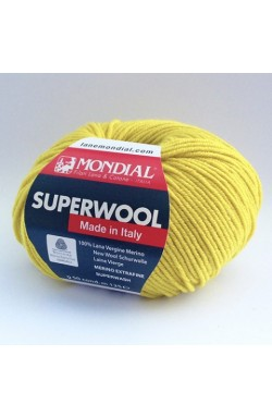Lana superwool Mondial