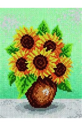 "Quadretto collection ""Girasoli"""