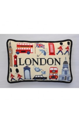 "Cuscino E. Bradley ""London"""