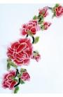 """Applicazione """"Tralcio fiorito"""""""