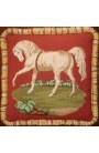 Cuscino Elizabeth Bradley Cavallo