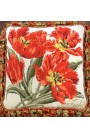 Cuscino Elizabeth Bradley Tulipani