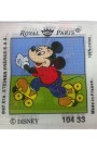 "Tela da ricamo Royal Paris ""Topolino"""