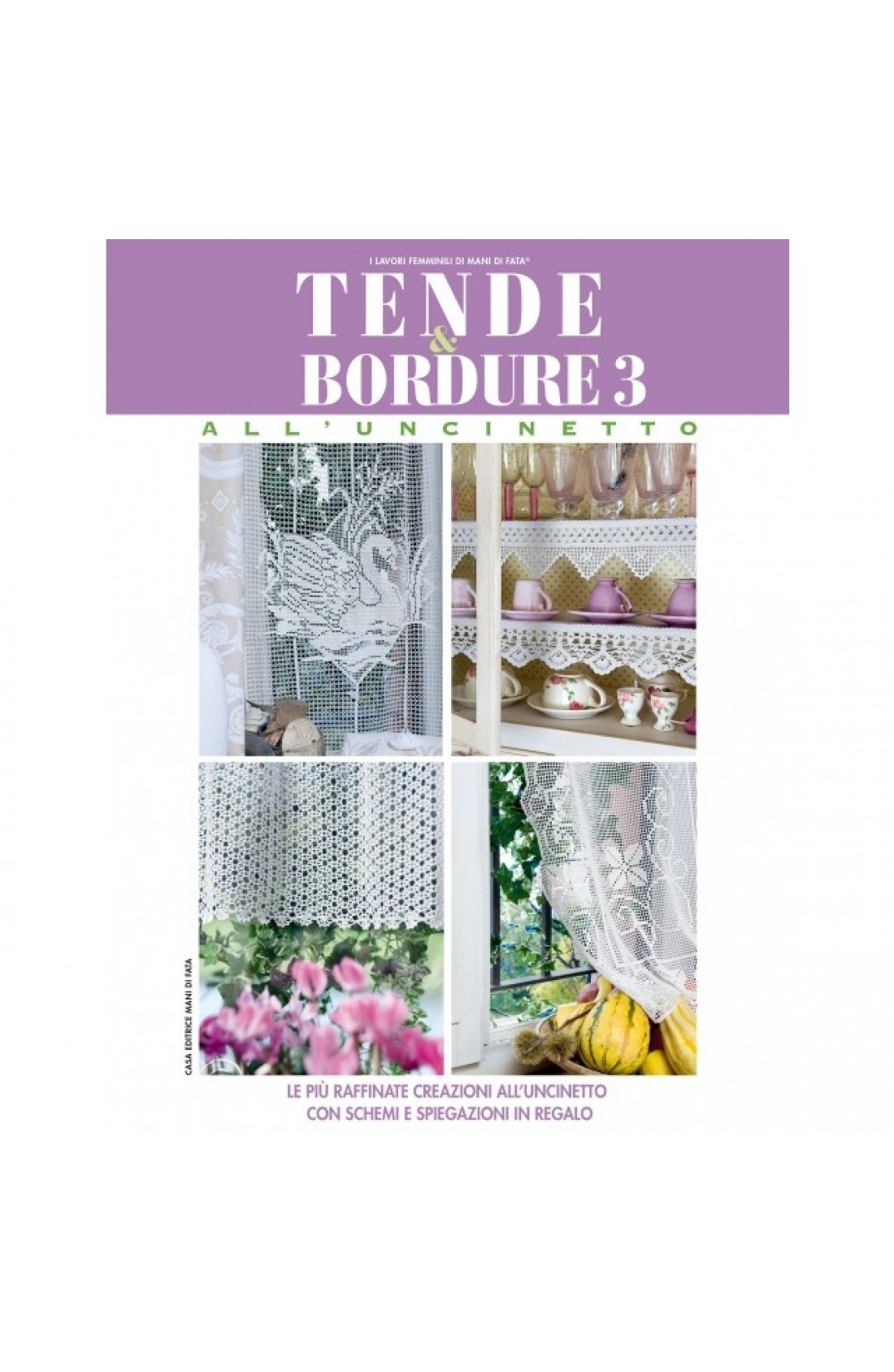 Rivista Curtains And Borders 3 Mani Di Fata
