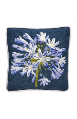 Cushion Elizabeth Bradley AGAPANTHUS