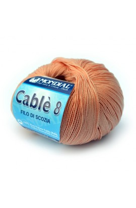 Cotton mako' Cable 8  Mondial