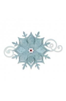 Fustella fiocco di neve