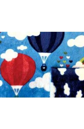 """Pile my coral """"hot air balloons"""""""