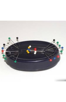 Magnetic pin cushion