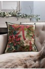 Cushion Elizabeth Bradley WINTER WREATH